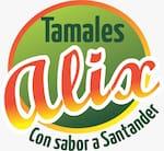 Logotipo Tamales Alix