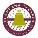 Logotipo Campana 35 Cafe