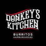 Logotipo Donkey's Kitchen