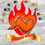 Logotipo Paradise Wings