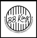 Logotipo Bb King Carnes Asadas a la Parrilla