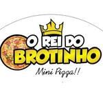 Logotipo O Rei do Brotinho