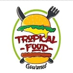 Logotipo Tropical Food
