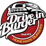 Logotipo Drive in Burger