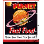 Logotipo Planet Fast Food