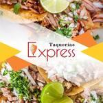 Logotipo Taqueria Express Osa Menor