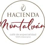 Logotipo Hacienda Montalván Café