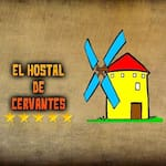 Logotipo El Hostal de Cervantes