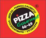 Logotipo Pizza Gourmet