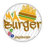 Logotipo Mya Burger