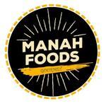 Logotipo Manah Foods Gourmet