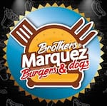 Logotipo Brothers Márquez Burgers & Dogs