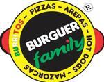 Logotipo Burguer Family