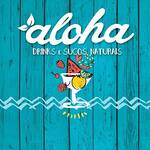 Logotipo Aloha Drinks