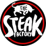 Logotipo The Steak Factory - Shop Ibirapuera
