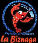 Logotipo Mariscos La Biznaga