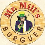 Logotipo Mr Mill's - Paraíso