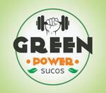 Logotipo Green Power Sucos