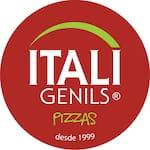 Logotipo Itali Genils Pizzas