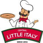 Logotipo Central Little Italy Suc. Del parque