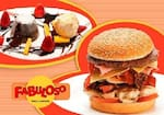 Logotipo New Fabuloso Burger