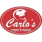Logotipo Carlos Crepes e Massas