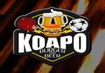 Logotipo Koapo Burger And Beer