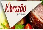 Logotipo Kibrazão Pizza & Grill
