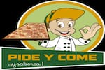 Logotipo Pide y Come (Zempoala)