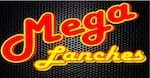 Logotipo Mega Lanches