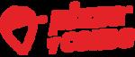 Logotipo Pizza y Come San Juan Bosco