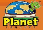 Logotipo Planet Lanches