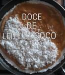 Tapioca de Doce de Leite com Coco ( cód.DLC )