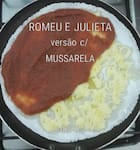 Tapioca de Romeu e Julieta 1 ( cód. RJ )