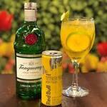 Tropical gin - Tanqueray