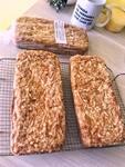 Pão low carb com parmesão