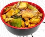 Bowl frango ao molho oriental ( 350g )