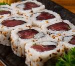 Uramaki de atum (08 unidade)
