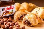 3 Mini Croissants de Nutella