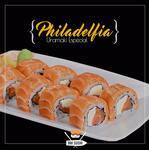 Uramaki Philadelphia Especial (10 unidades)