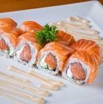 Uramaki fresh roll