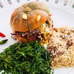 Incrível moranguinha brasileirinha recheada de carne seca