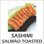 Salmão toasted