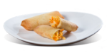 Rolinho de frango com queijo - 1 unidade