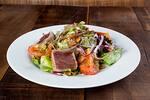 Salada de atum selado