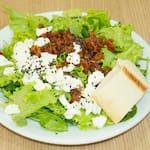 Salada mozzarella