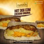Hot dog 6-cheddar