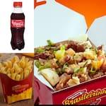 Box brasileirinho+batata frita+coca mini