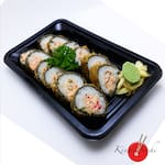 Hot roll salmon