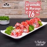 Uramaki morango